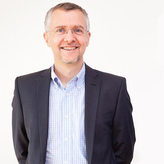 Ronald Scholz ist Gründer und Geschäftsführer von Sherpa.Dresden sowie Leiter des Arbeitskreises Startup des Silicon Saxony e.V.
