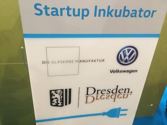 Als Modellstadt für Elektromobilität wird die Dresdner Verwaltung eng mit dem neuen Inkubator zusammenarbeiten. Foto: Stephan Hönigschmid