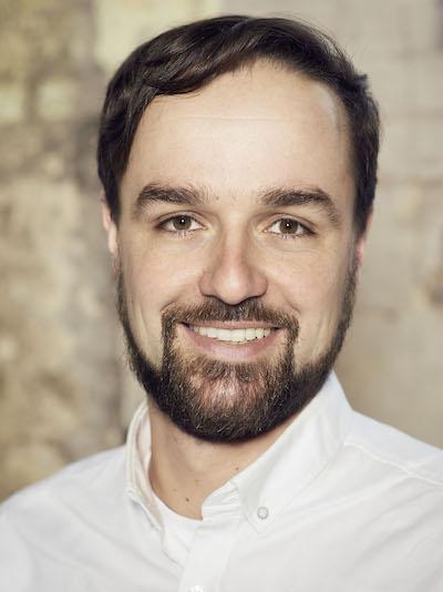 Geschäftsführer und Mitgründer Michael Benz. Foto: Michael Moser