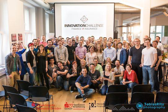 75 Teilnehmer nahmen in diesem Jahr an der dritten Ausgabe der Innovation Challenge teil. Foto: Tobias Ritz/PR
