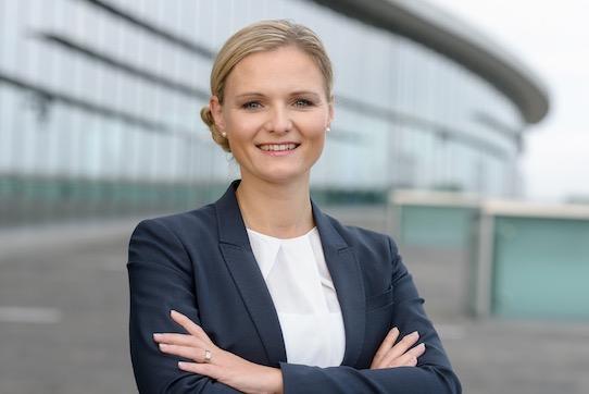 """Marina Heimann ist die Chefin von """"futureSAX"""" Foto: Frank Grätz"""