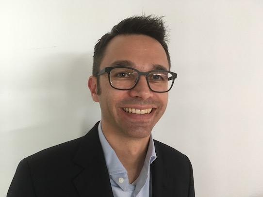 Christof Siebert, Leiter Technologie- und Innovationsmanagement bei der Trumpf GmbH & Co. KG. Foto: Stephan Hönigschmid