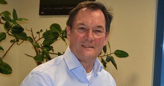 Heinz Martin Esser, Präsident des Silicon Saxony e.V. Foto: Stephan Hönigschmid