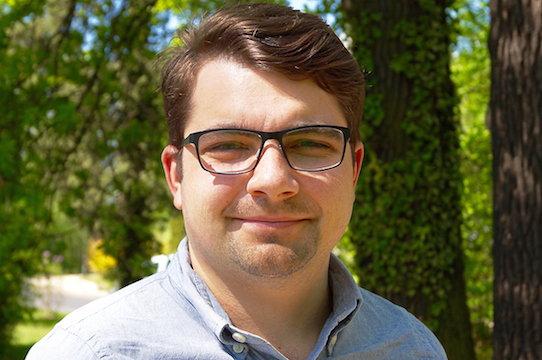Tobias Göcke von der Supratix GmbH