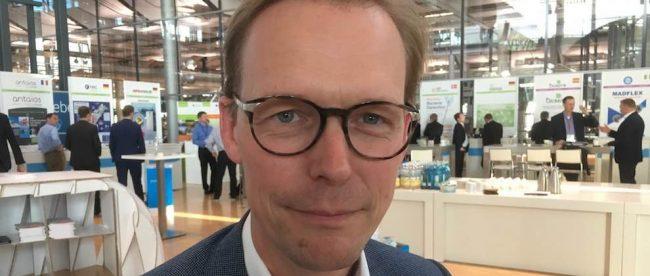 Hendrik Van Asbroeck, Engie New Ventures. Foto: Stephan Hönigschmid
