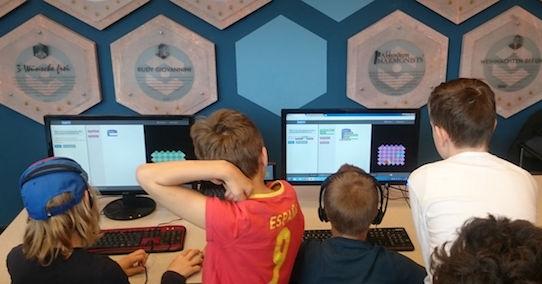 """Mit """"Code it!"""" soll der Einstieg ins Programmieren für Schüler einfacher werden. Foto: Code it!/PR"""