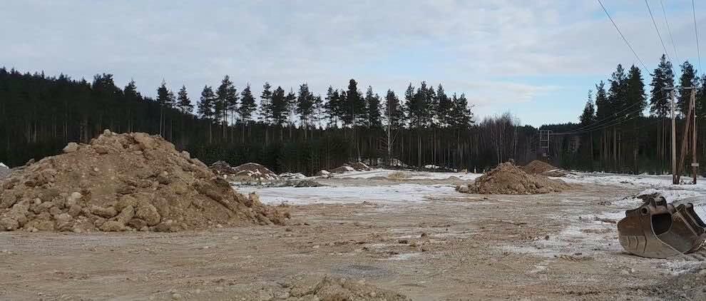 Auf einer Fläche von 20.000 Quadratmetern entsteht in der Nähe der norwegischen Hauptstadt Oslo das neue Rechenzentrum. Foto: Aquila Capital